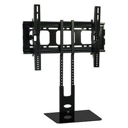 Universal Floor Flat Screen LED LCD TV Stand Mount Component