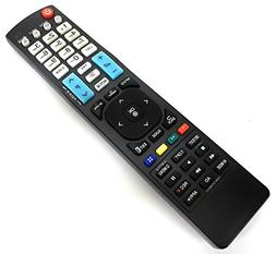 RMTECH Universal Remote Control for LG TV Replacement LED LC