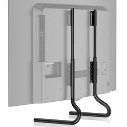 FITUEYES Universal Table Top TV Stand/Base VESA Pedestal Mou