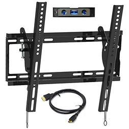 "Everstone Universal Tilting TV Wall Mount for 23-55"" Flat Sc"