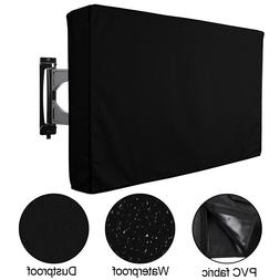Universal TV Cover Television Protector Flat Screen 600D Wat