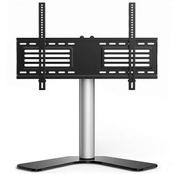 FITUEYES Universal TV Stand Pedestal Base with Swivel Mount