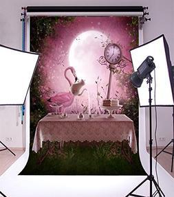 Laeacco 4x5ft Vinyl Backdrop Photography Background Fantasy