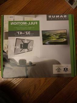 """Sanus VuePoint 32-47"""" Full Motion TV Wall Mount F215d"""
